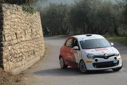 Gabriella Pedroni, Chiara Corso, Renault Twingo R1