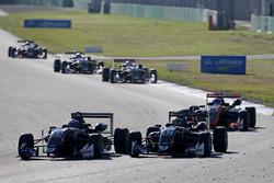Marino Sato, Motopark, Dallara F317 - Volkswagen, Keyvan Andres Soori, Motopark, Dallara F317 - Volk