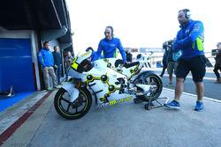 Moto de Andrea Iannone, Team Suzuki MotoGP
