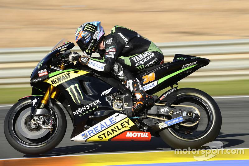 9. Bradley Smith, Monster Yamaha Tech 3