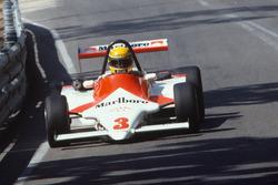 Ayrton Senna, Ralt RT3-Toyota