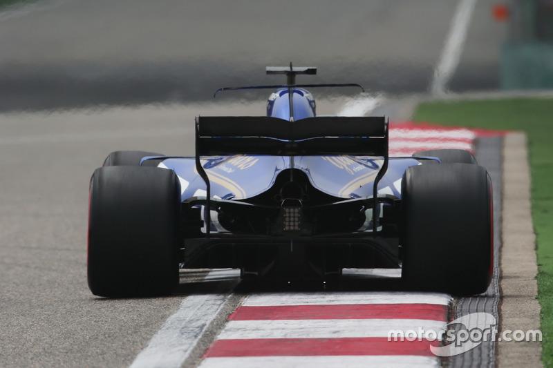 14: Маркус Эрикссон, Sauber C36