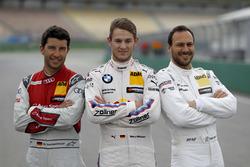 Майк Роккенфеллер, Audi Sport Team Phoenix, Audi RS5 DTM, Марко Виттман, BMW Team RMG, BMW M4 DTM, Гэри Паффет, Mercedes-AMG Team HWA, Mercedes-AMG C63 DTM