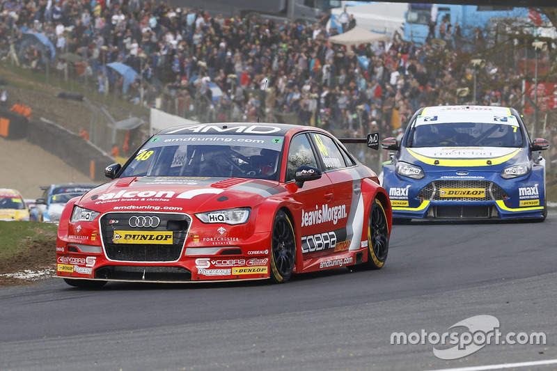 Ollie Jackson, AmDtuning.com with Cobra Exhausts, Audi S3