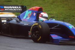 Roland Ratzenberger, Simtek S941 Ford