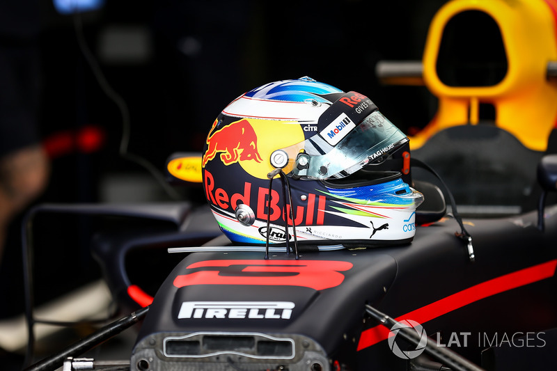 Шолом Даніеля Ріккардо, Red Bull Racing