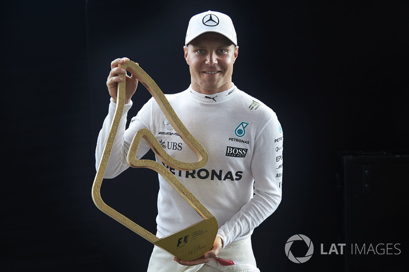 9. GP de Austria 2017: Valtteri Bottas (1º)