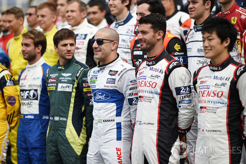Тони Канаан, Ford Chip Ganassi Racing, Хосе Мария Лопес, Юдзи Кунимото, Toyota Gazoo Racing