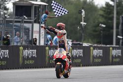 Sieg für Marc Marquez, Repsol Honda Team