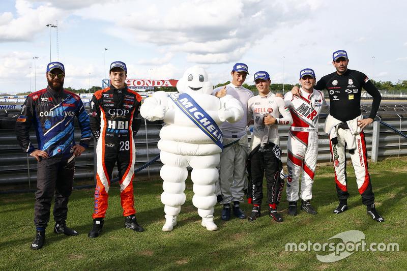 Stefano Comini, Comtoyou Racing, Audi RS3 LMS, Aurélien Panis, Boutsen Ginion Racing, Honda Civic Ty