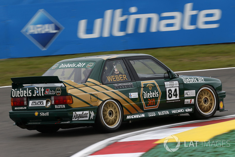 #84 Richard Weber, BMW E30 M3 DTM