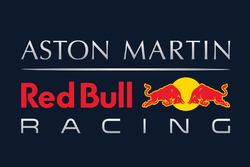 Nuevo logo de Aston Martin Red Bull Racing