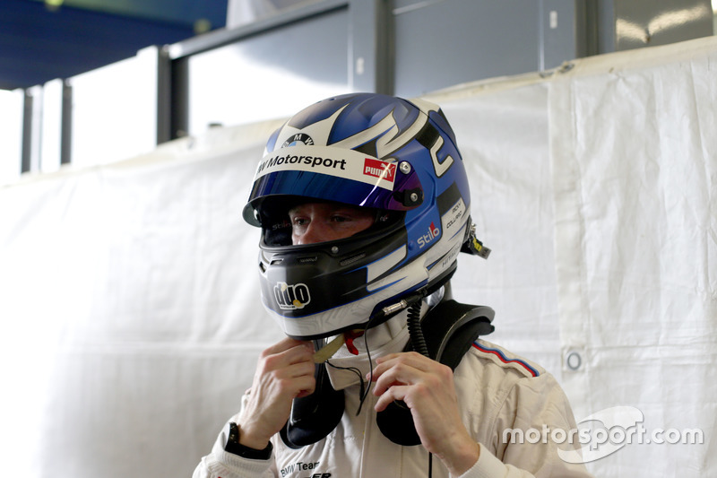 Ricky Collard, BMW Team Schnitzer