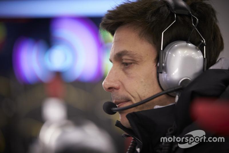 Toto Wolff, Sportchef, Mercedes AMG