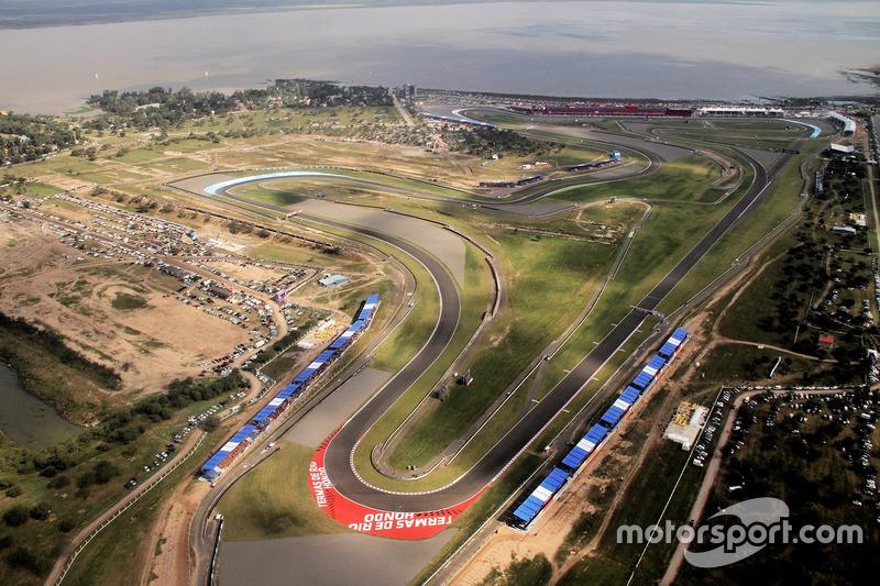 #5: Autódromo Termas de Río Hondo (Argentina) - 177,120 km/h