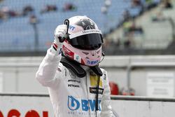 Pole-Position: Lucas Auer, Mercedes-AMG Team HWA, Mercedes-AMG C63 DTM