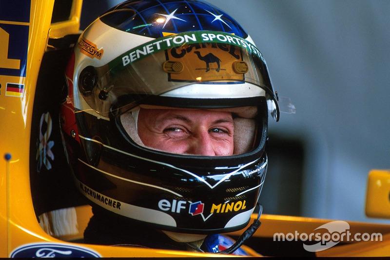 Michael Schumacher, Benetton B193