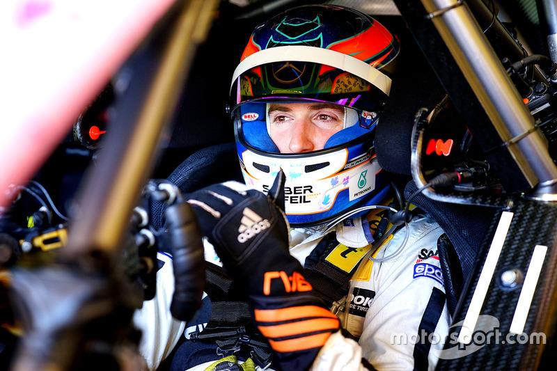 James Hinchcliffe, Team HWA AG, Mercedes-AMG C 63 DTM