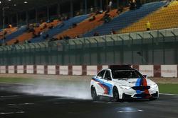 BMW auto de seguridad