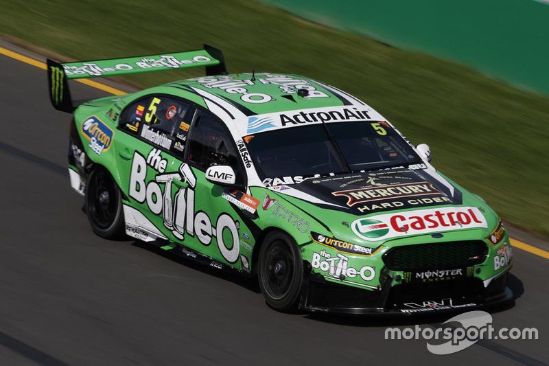 #5: Mark Winterbottom, Prodrive Racing Australia, Ford