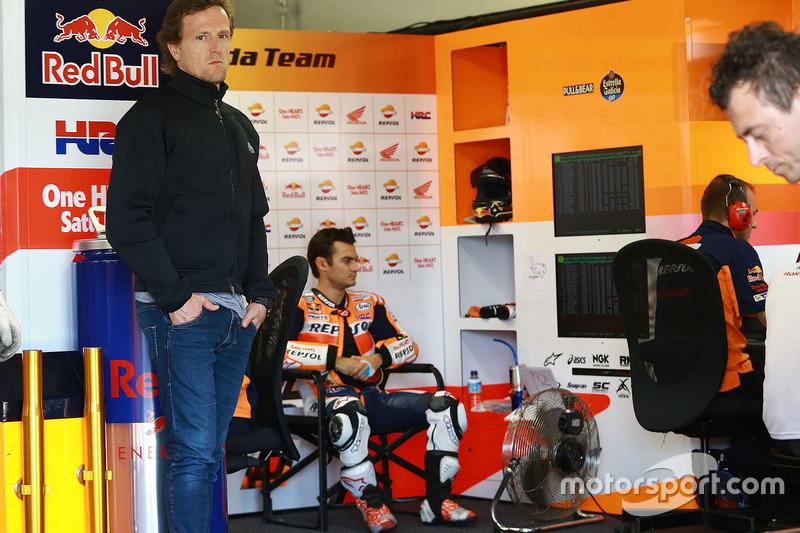 Sete Gibernau und Dani Pedrosa, Repsol Honda Team