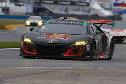#86 Michael Shank Racing, Acura NSX: Oswaldo Negri Jr., Jeff Segal, Tom Dyer, Ryan Hunter-Reay
