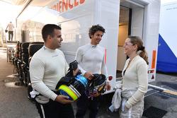 F1 Experiences 2-Seater drivers Zsolt Baumgartner, Patrick Friesacher
