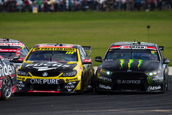 Lee Holdsworth, Team 18 Holden, Cameron Waters, Prodrive Racing Australia Ford