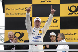 Podium: 1. Maxime Martin, BMW Team RBM, BMW M4 DTM