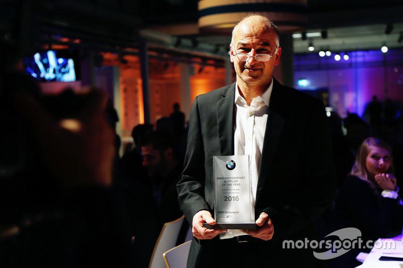 Proveedor de la año, Gernot Leimeister, Leimeister Modell-und Prototypenbau.