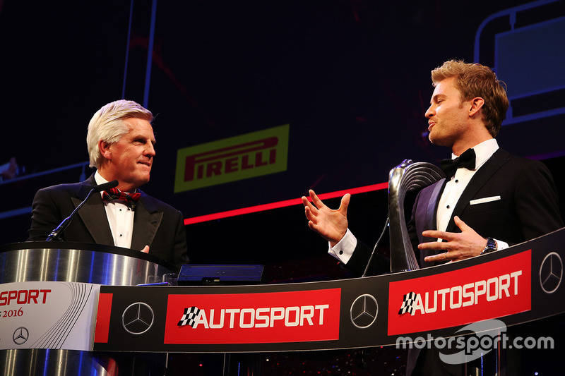 Campeón del Mundo, Nico Rosberg, Mercedes AMG F1