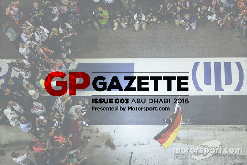 GP Gazette 003 promo
