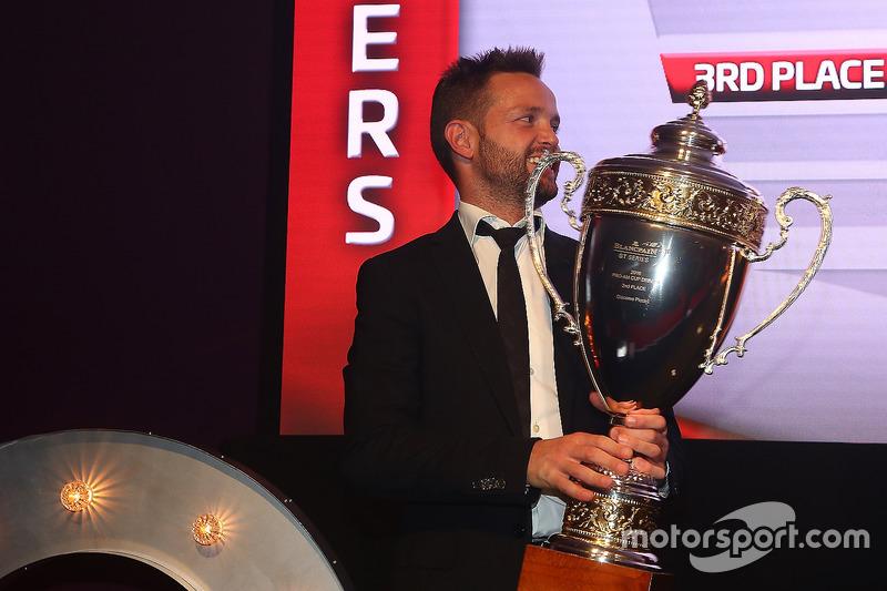 2016 Pro-AM Cup pilotos, Giacomo Piccini, segundo lugar