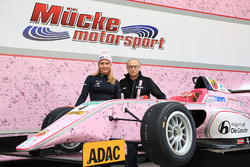 Sophia Flörsch, Mücke Motorsport mit Peter Mücke