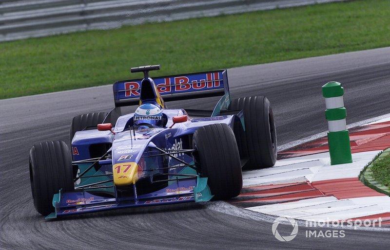 2000: Sauber-Ferrari C19