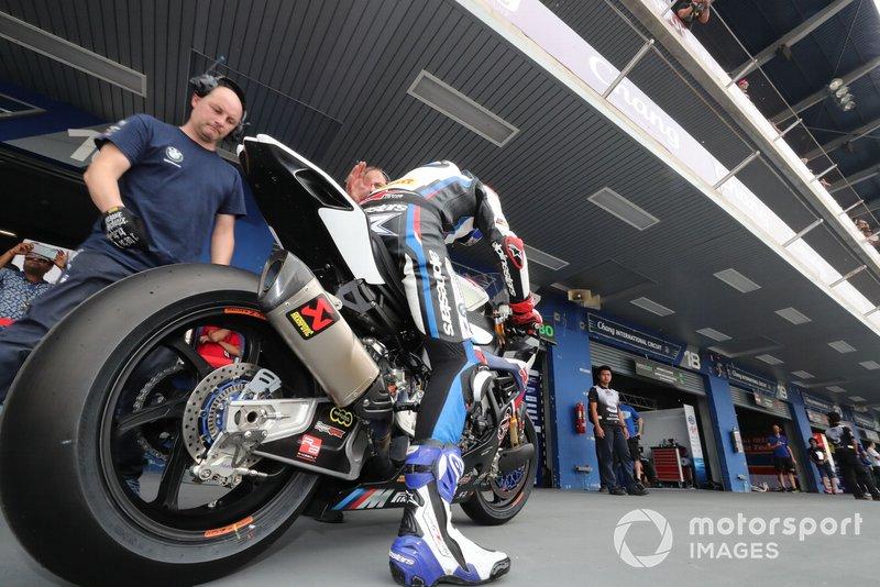 Markus Reiterberger, BMW Motorrad WorldSBK Team's BMW