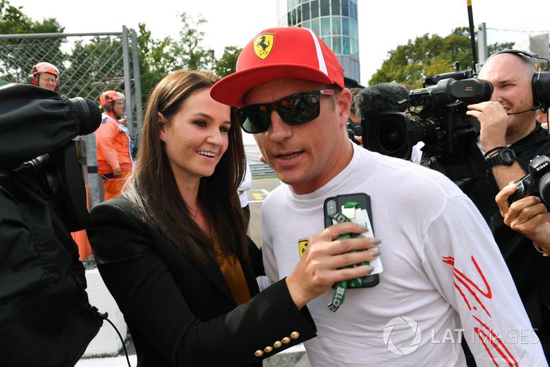 14. GP Italia - Pole: Kimi Raikkonen