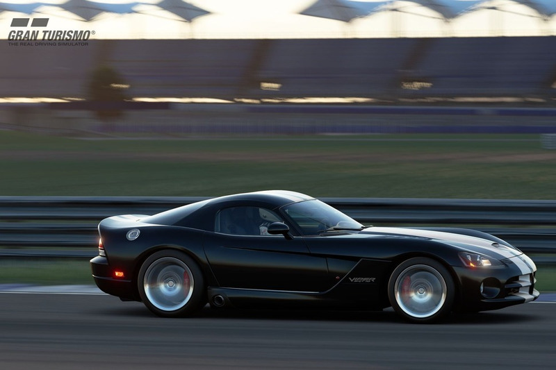 Dodge Viper SRT10 Coupe '06