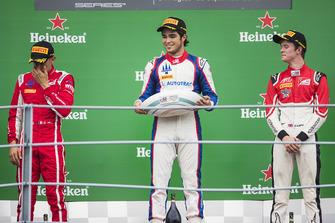 Giuliano Alesi, Trident, Pedro Piquet, Trident, Callum Ilott, ART Grand Prix