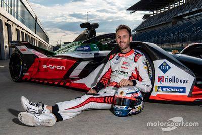 Tests Audi FE Team au Lausitzring