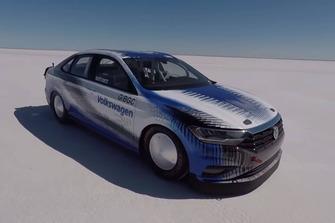 Volkswagen Jetta Land Speed Car
