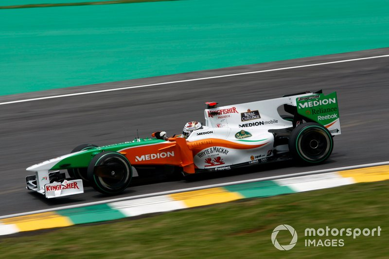 2009: Force India-Mercedes VJM02