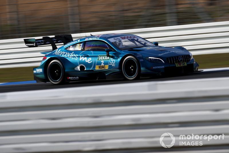 3. Gary Paffett, Mercedes-AMG Team HWA, Mercedes-AMG C63 DTM