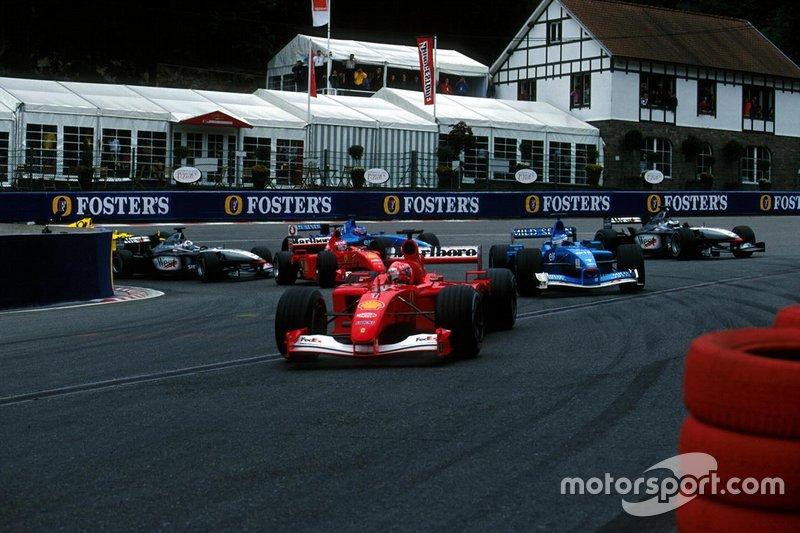جائزة بلجيكا الكبرى 2001