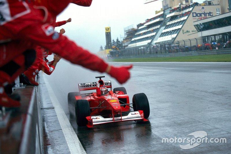 Гран При Европы 2000