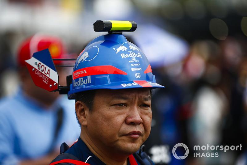 Fans Toro Rosso-Honda