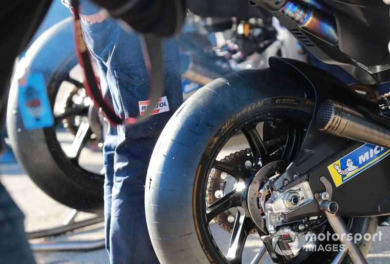 Мотоцикл Хорхе Лоренсо, Repsol Honda Team