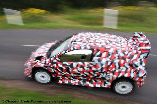 Toyota GR Yaris Rally1 - Tests