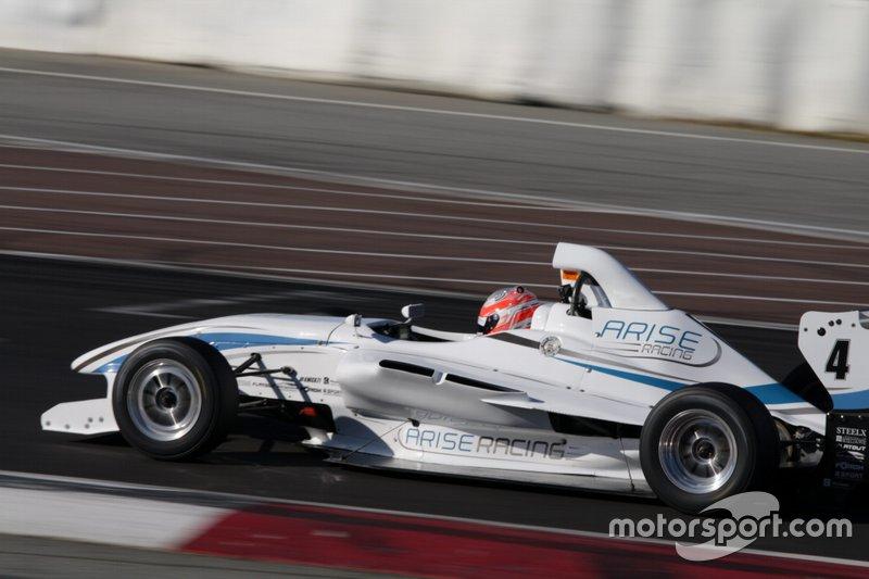 Nick Percat F1000 sürüşü
