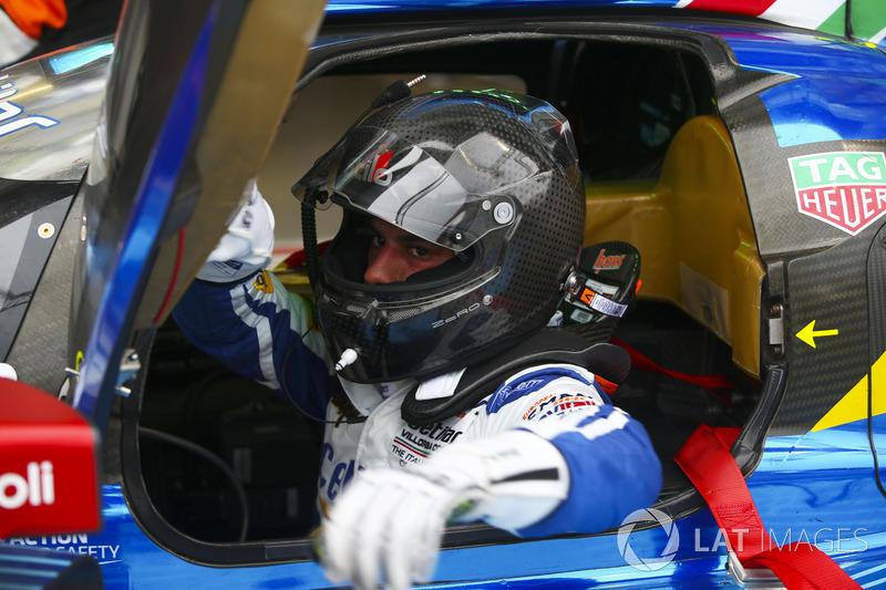 Фелипе Наср, Cetilar Villorba Corse, Dallara P217 Gibson (№47)